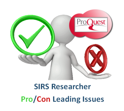 SIRS Pro/Con Leading Issues